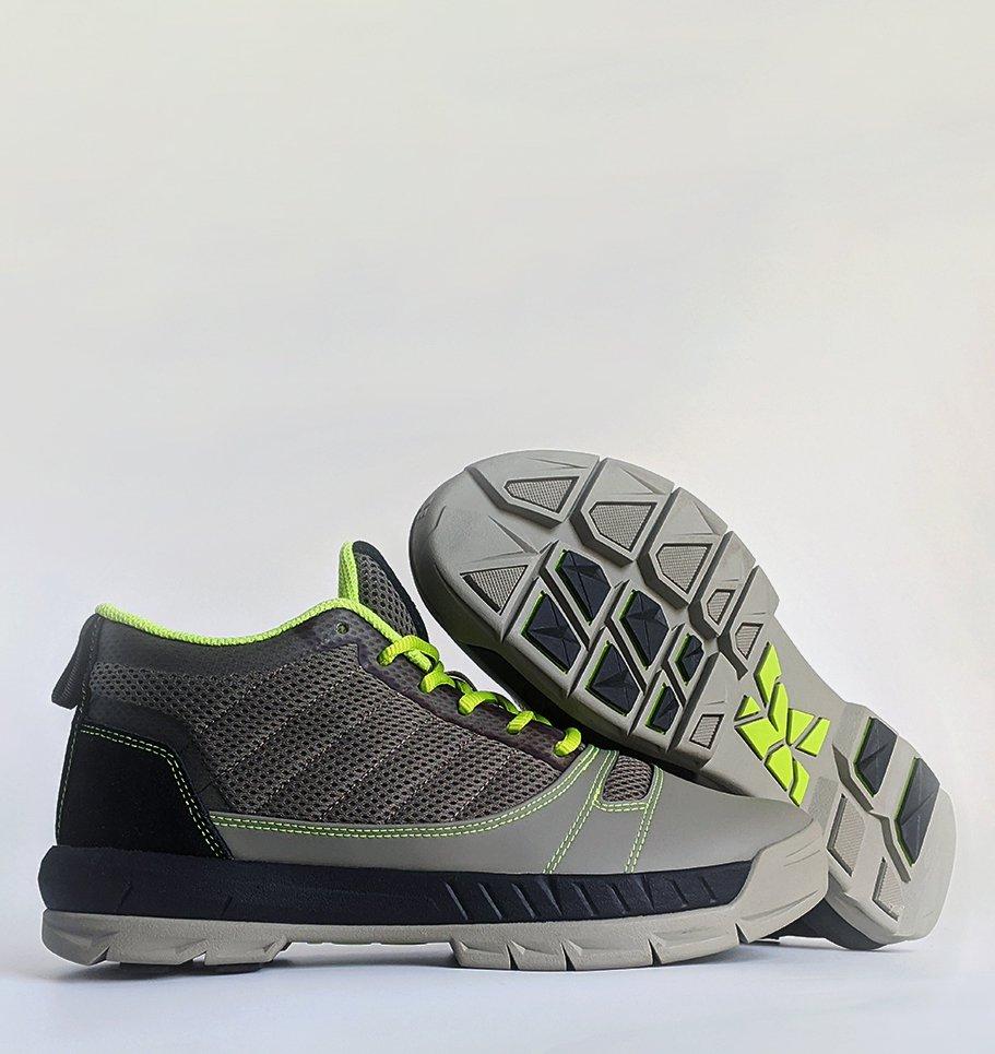 Stylized Yard Shoe