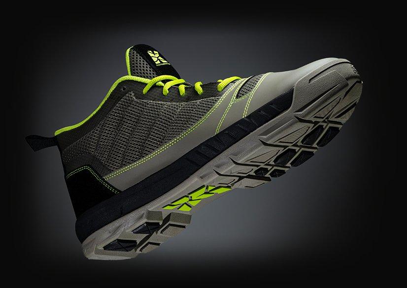 Stylized Kujo Yard Shoe
